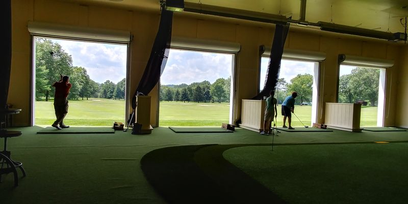 Indoor Golf Training Center Terrace Park Country Club