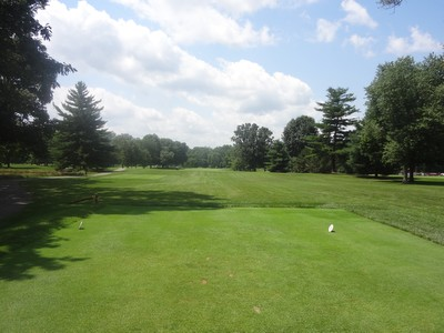 View of the Fairway from the Green