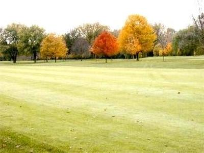 Fall view of the Fairway