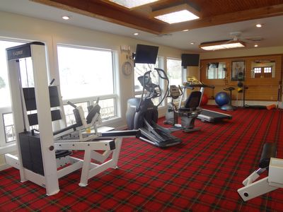 Terrace Park Fitness Equipment